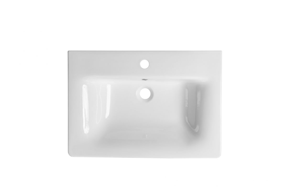 Soft 650 Floor-Standing Vanity 2 Drawers