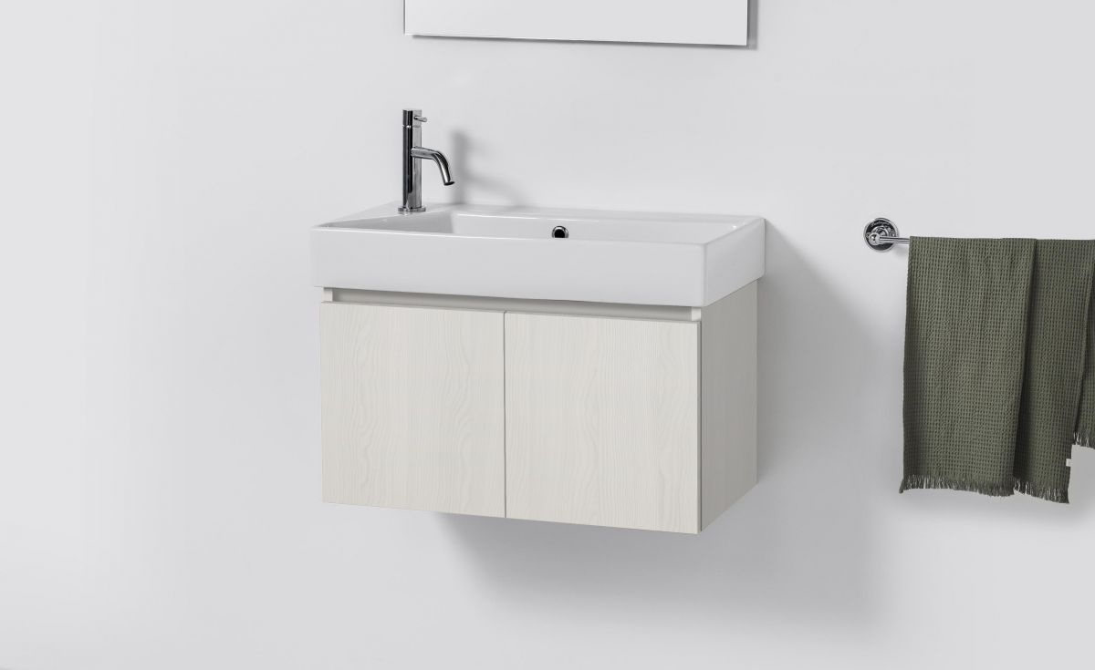 Synergy 650 Wall-Hung Vanity 2 Doors