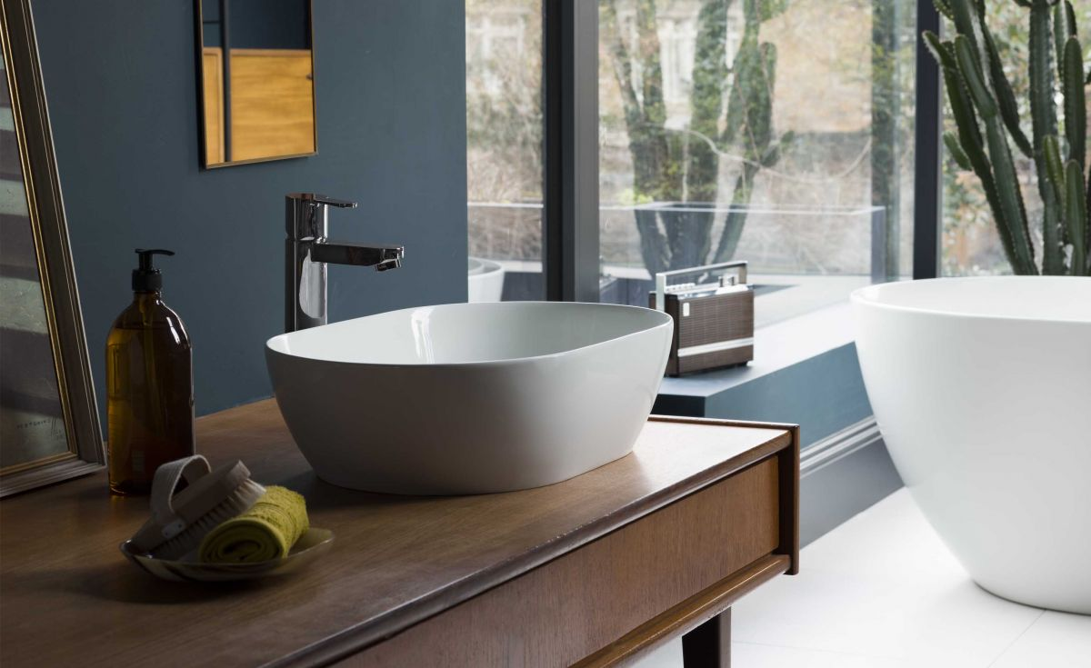 Form Clearstone Counter Top Basin
