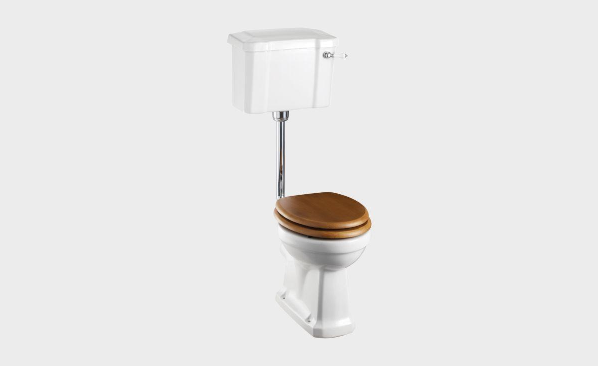 Burlington Low Level Toilet
