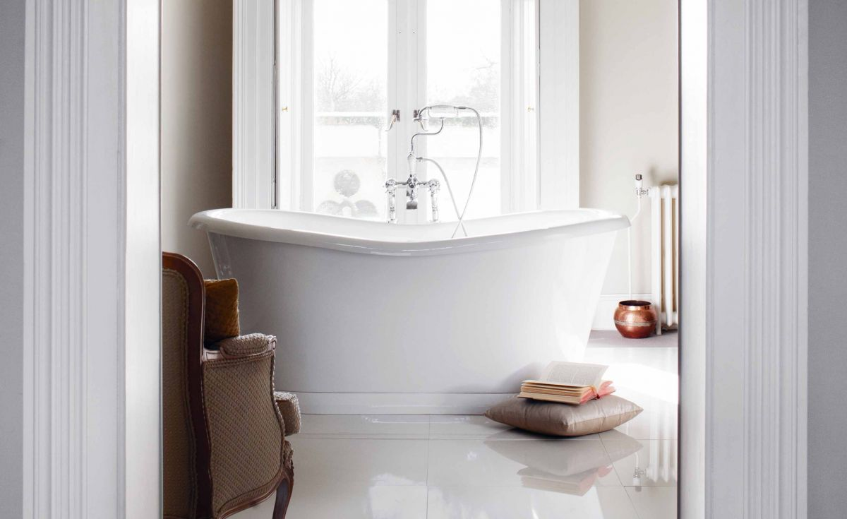 Admiral Freestanding Bath