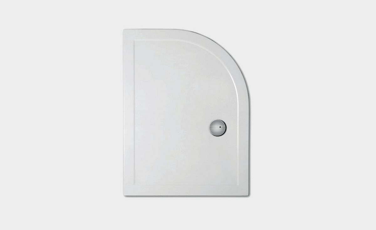 Quadrant Shower Tray 1200 x 900 (Right)