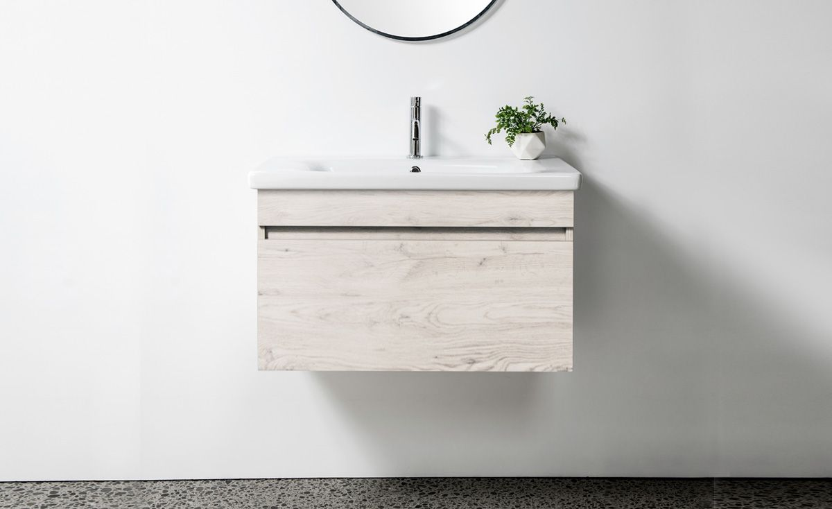 Soft 800 Wall-Hung Vanity 1 Drawer