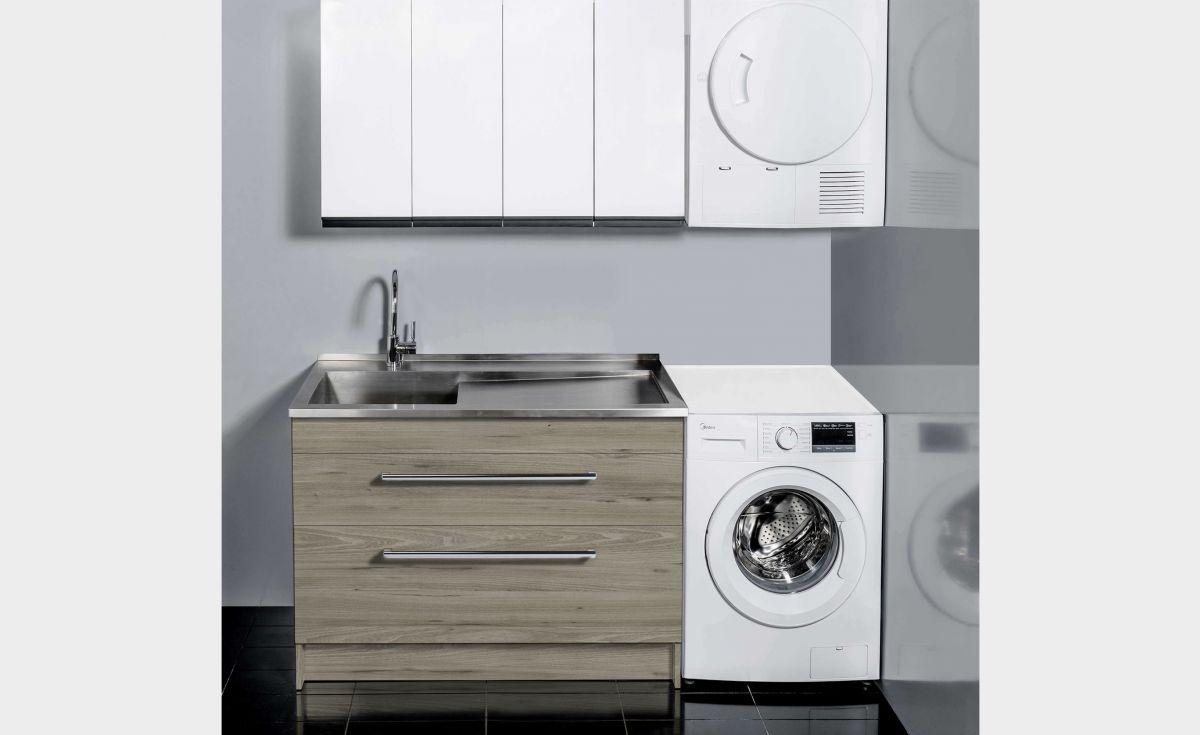 Horoi Laundry Cabinet