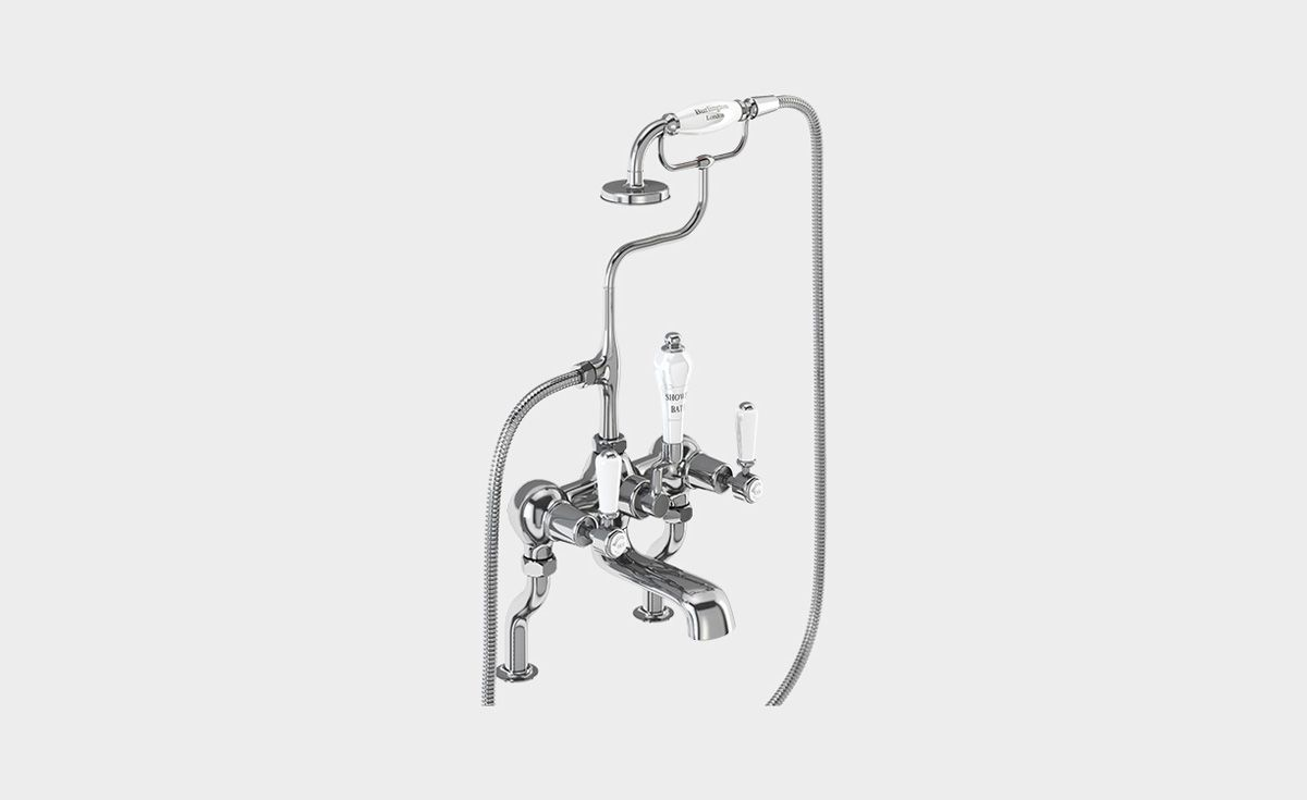 Kensington Mounted Bath/Shower Mixer