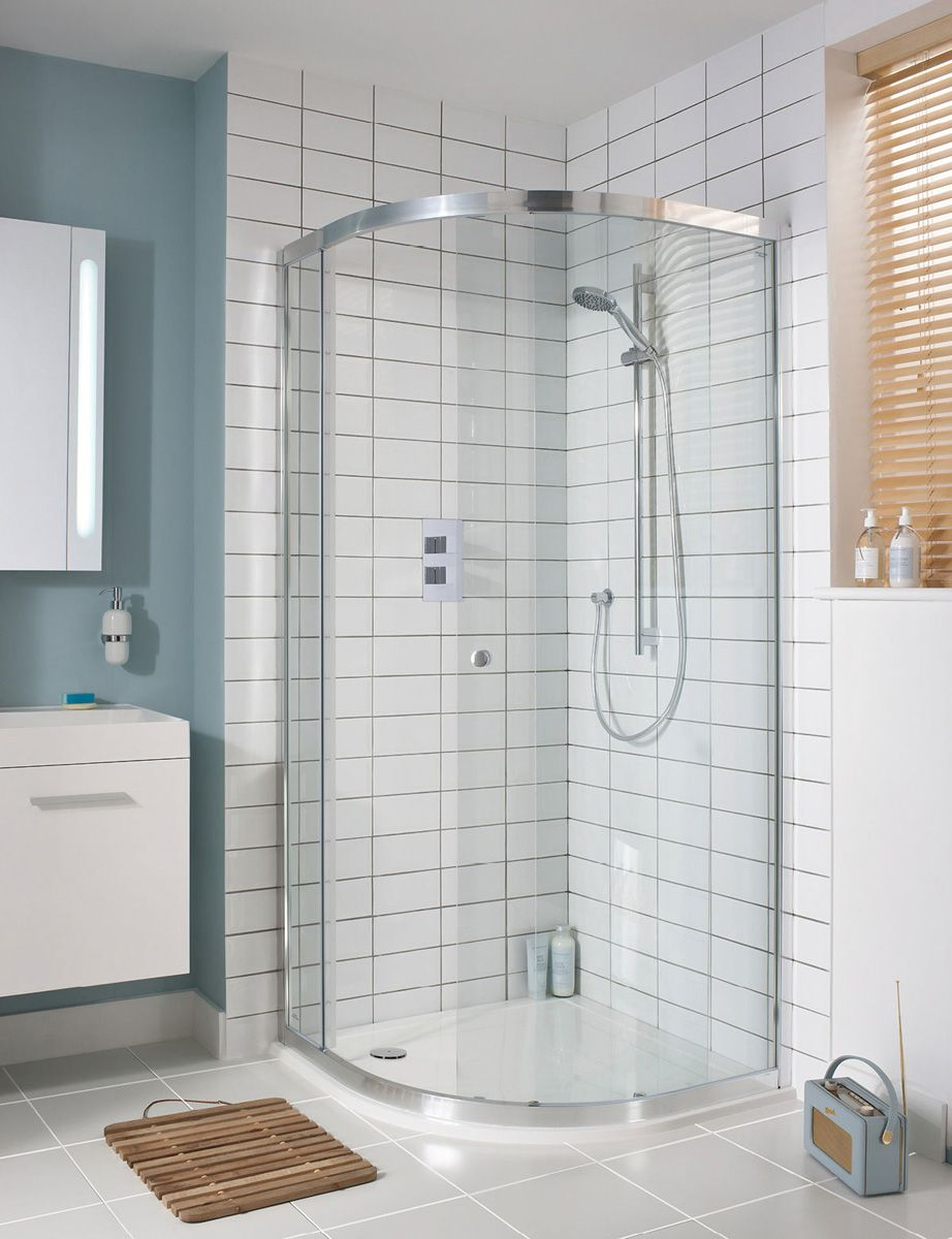 Lucca Quadrant Shower
