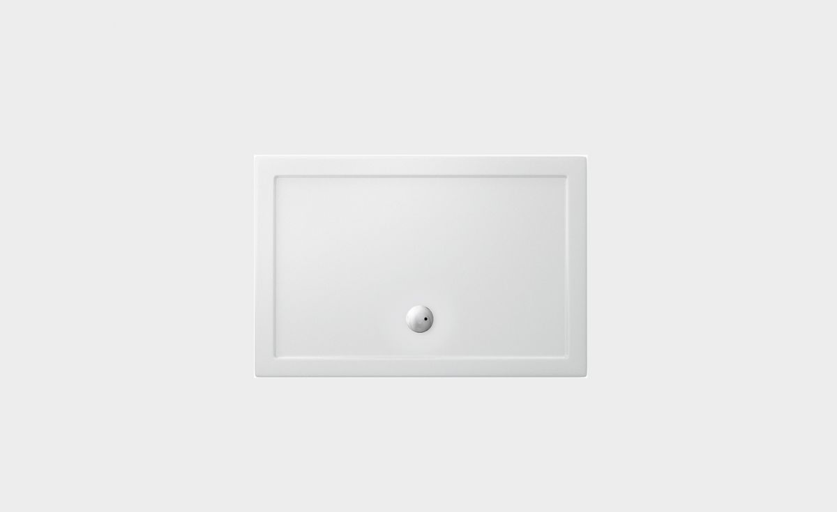 Rectangle Shower Tray 1200 x 800