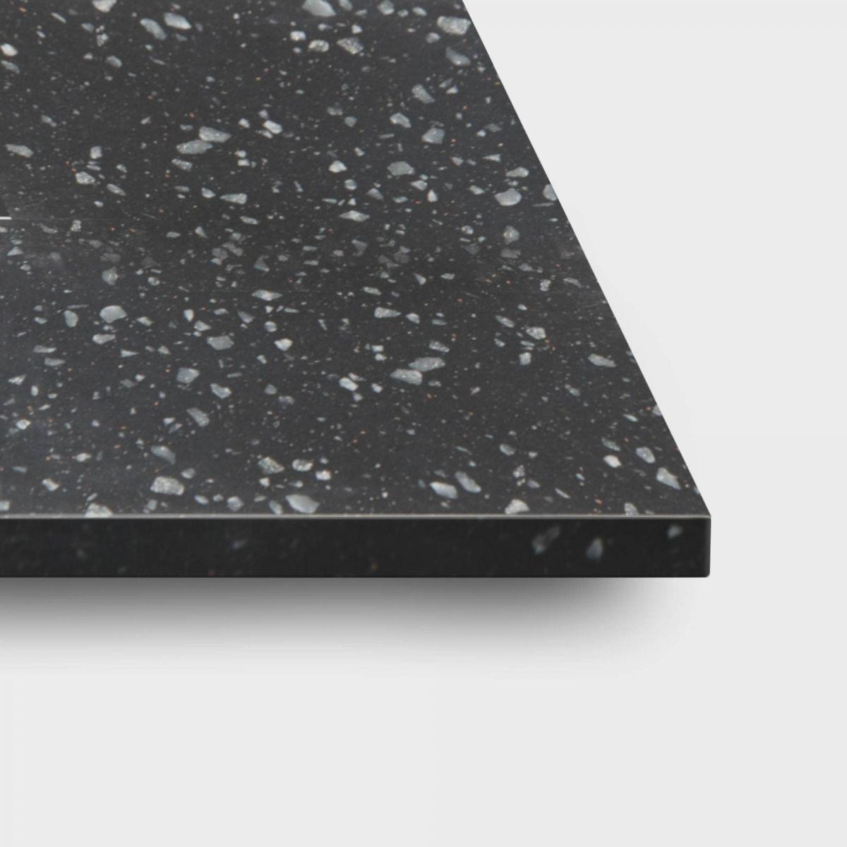 Black Granite Kordura Top