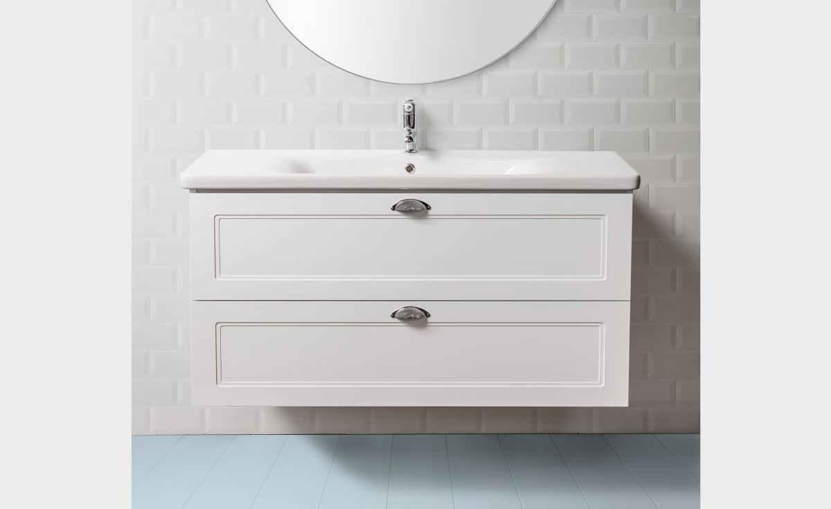 Soft Classic 1200 Wall-Hung Vanity