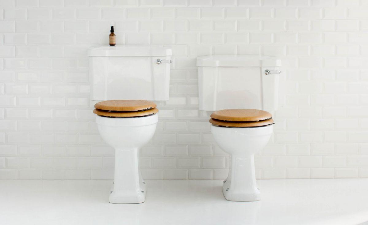 Burlington Close Coupled Toilet