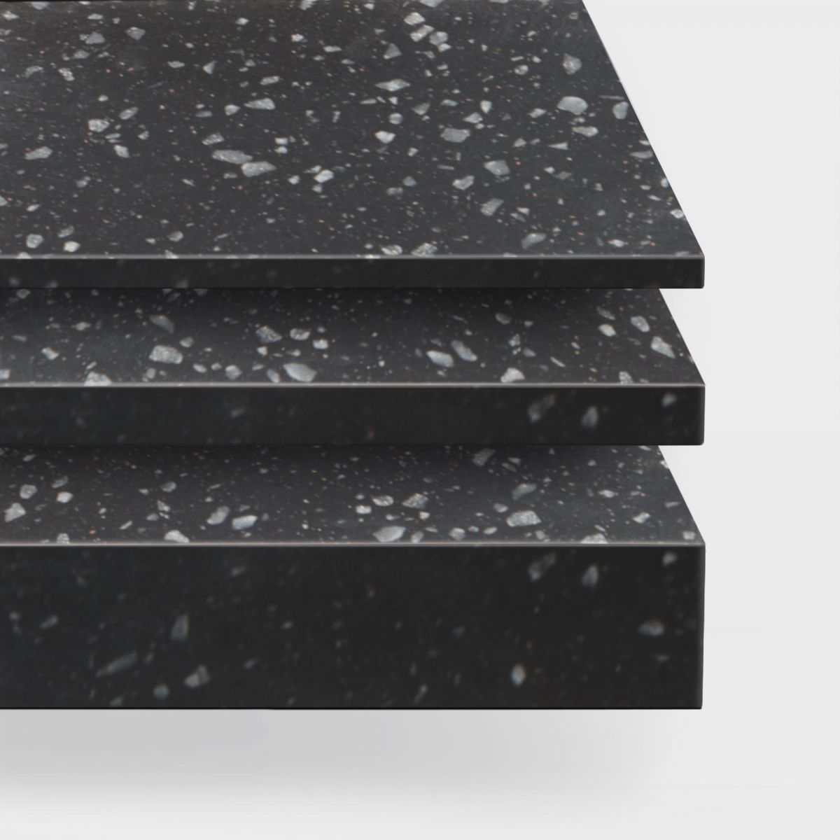 Black Granite Kordura Tops`