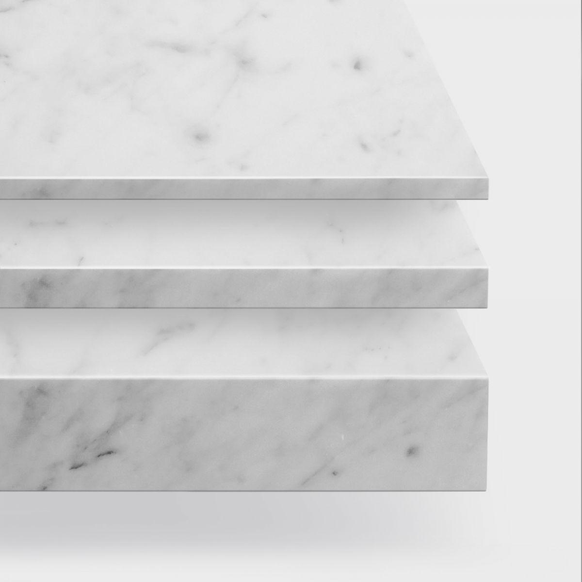 Carrara Marble Kordura Tops