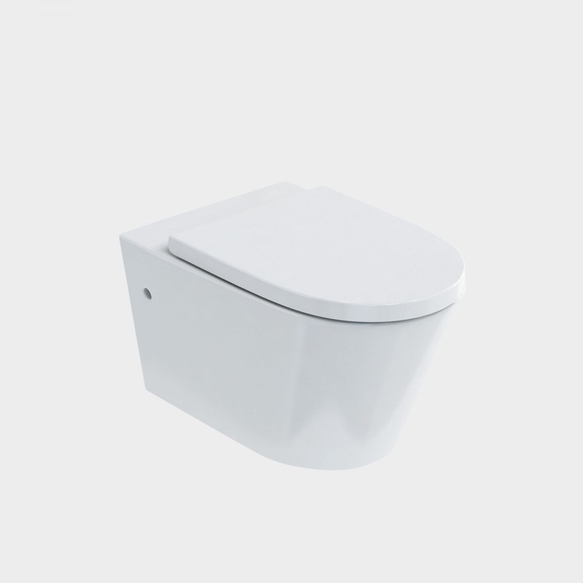 Sphere Easy Height Rimless Wall-Hung Toilet