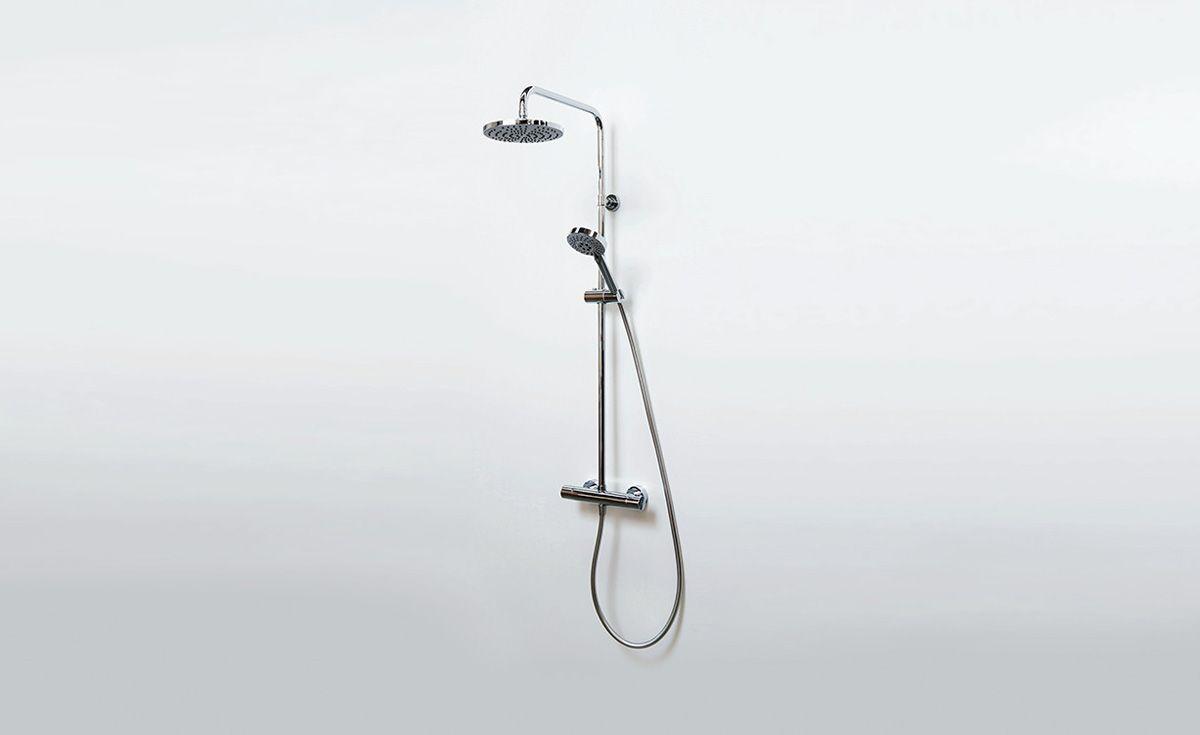 Class R Round Shower Set