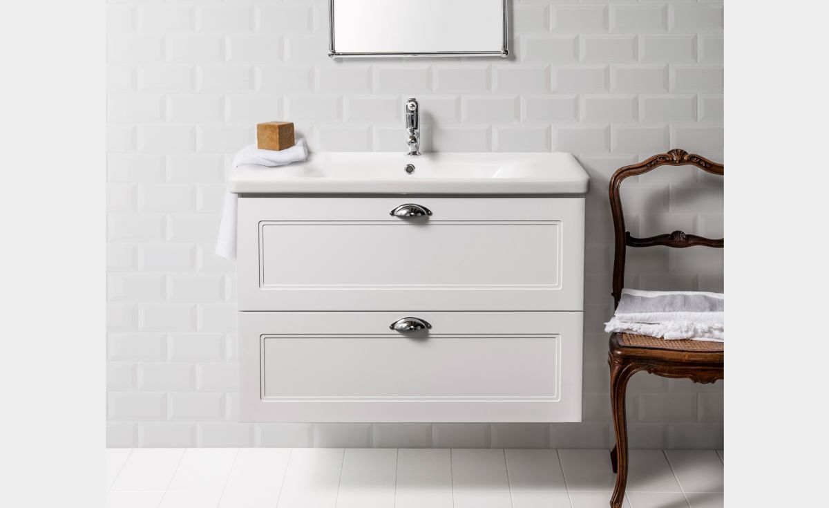 Soft Classic 900 Wall-Hung Vanity