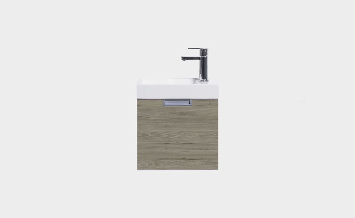 Fit 400 Wall-Hung Vanity