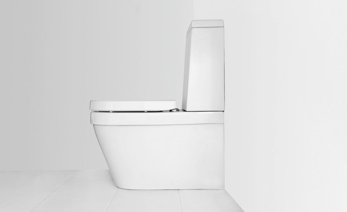 Onda Close Coupled Toilet Suite with Cistern