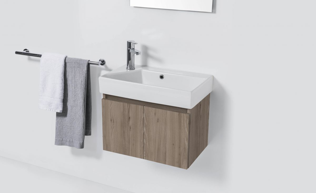Synergy 550 Wall-Hung Vanity 2 Doors
