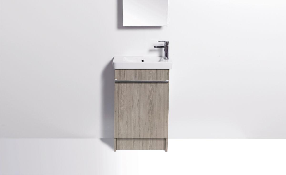 Space 530 Floor-Standing Vanity