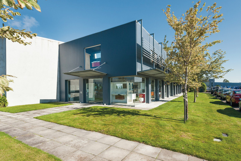 Christchurch showroom external